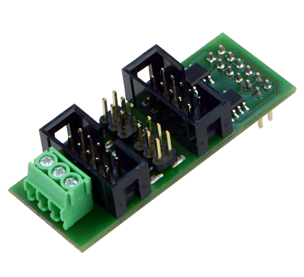 Pmod Compatible Can Fd Transceiver Industrial Temperature Range Usb To Serial Port Controller Tusb3410 Integrated Circuit Components Trenz Electronic Products Gmbh Online Shop En