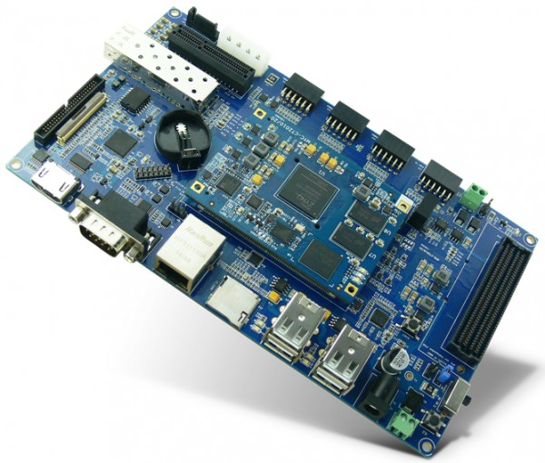 Development Board MYD-C7Z020 DB (industrial temperature grade)