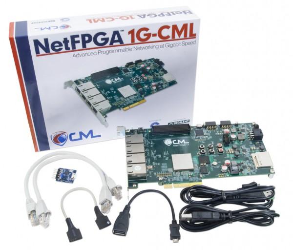 NetFPGA-1G-CML Kintex-7 FPGA Development Board