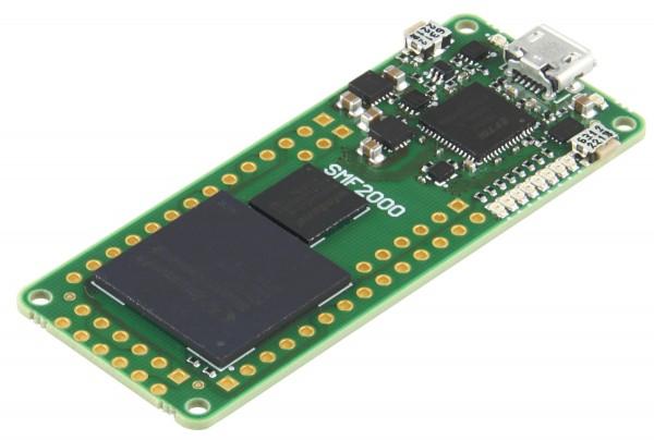 SMF2000 FPGA Module with Microsemi SmartFusion2, 8 MByte SDRAM