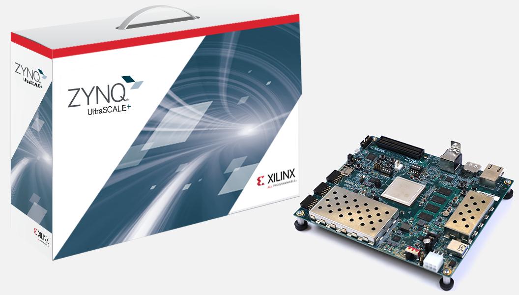 Xilinx Zynq UltraScale+ MPSoC ZCU104 Evaluation Kit | Xilinx