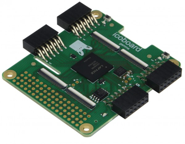 icoBoard Version 1.1 mit 8 MBit SRAM