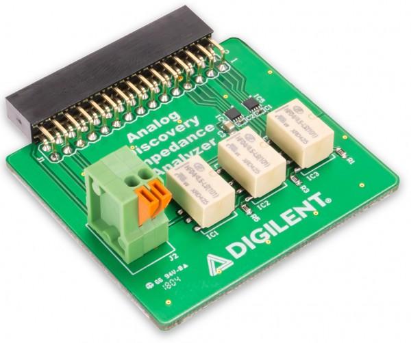 Impedanz-Analysator für das Analog Discovery