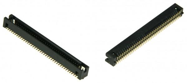 STE B2B 80 Pol. Steckerleiste 1,27 mm SMD (male)