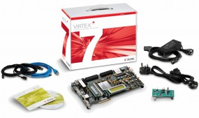 Xilinx Virtex-7 FPGA VC707 Evaluation Kit