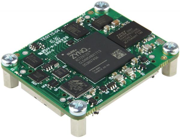 SoC-Modul mit Xilinx Zynq Z-7012S Single-core, 1 GByte DDR3L SDRAM, 4 x 5 cm