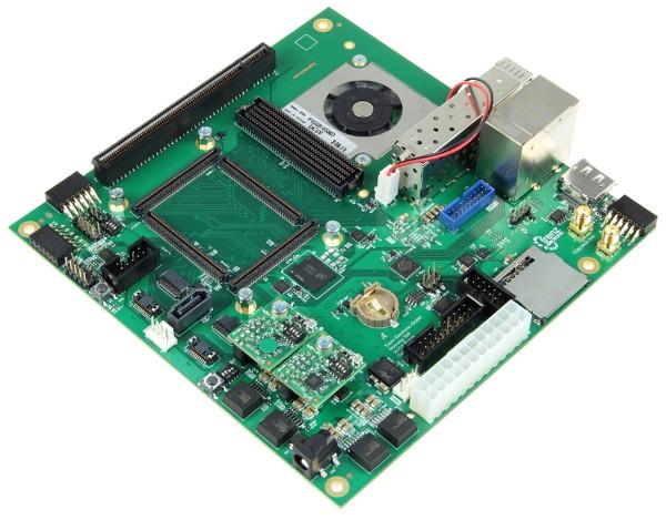 Trenz Electronic TEBF0808-04A - UltraITX+ Basisboard für Trenz Electronic TE080X UltraSOM+