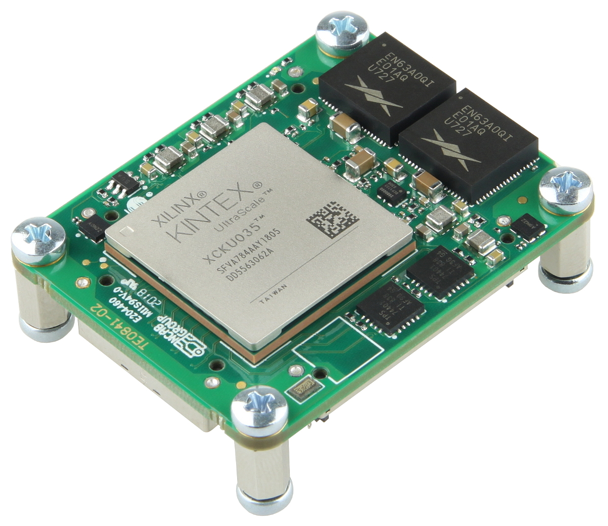Mikromodule with Xilinx Kintex UltraScale KU035, 2 GByte