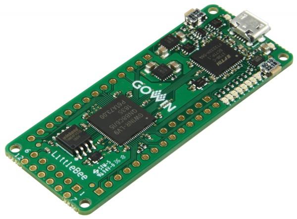 Trenz Electronic TEC0117-01 FPGA module with GOWIN LittleBee FPGA