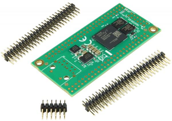 FPGA Module with Xilinx Artix-7 XC7A35T-2CSG324C, 2 x 50 Pin with 2.54 mm pitch