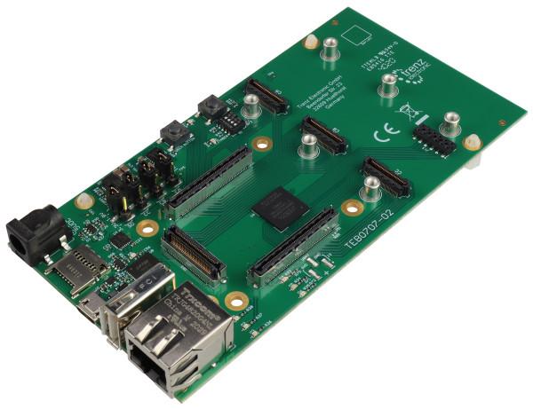 Trenz Electronic 4 x 5 Modul-Carrier für CRUVI-Erweiterungsboards