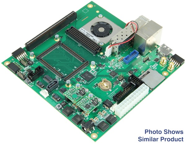 UltraITX+ Basisboard für Trenz Electronic TE080X UltraSOM+