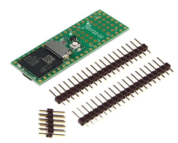 "DIPFORTy1 ""Soft Propeller"" mit Xilinx Z-7007S Single-core, 16 MByte Flash"