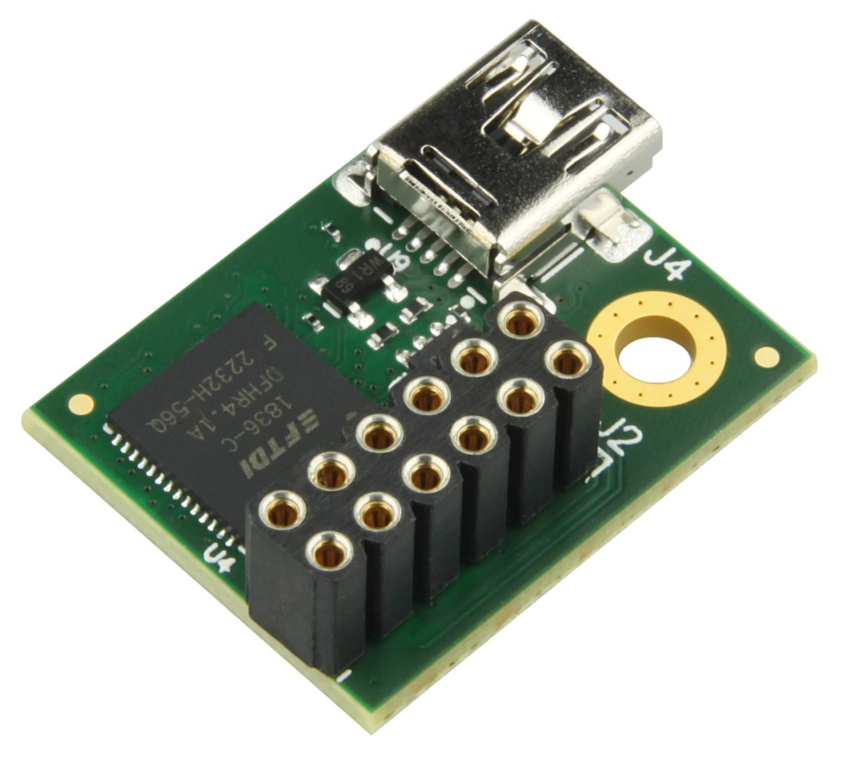 Trenz Electronic Xmod FTDI JTAG Adapter | Trenz Electronic