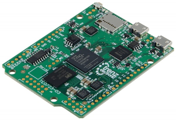 ArduZynq - Arduino compatible Xilinx Zynq-7010 FPGA module