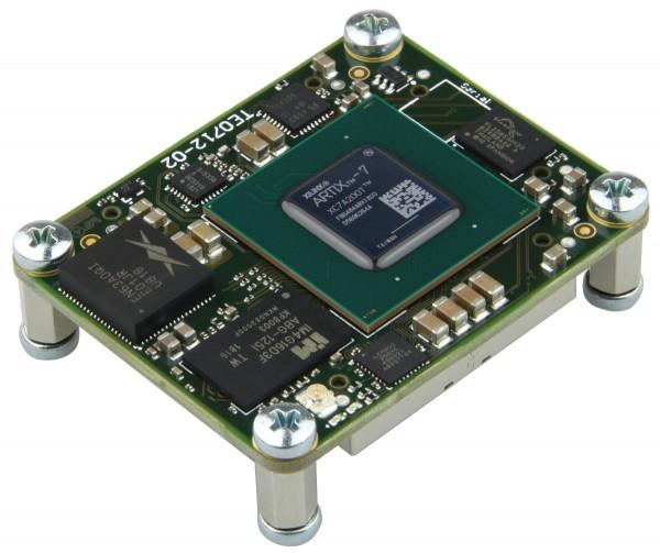 FPGA Module with Xilinx Artix-7 XC7A200T-2C, 1 GByte DDR3, 4 x 5 cm, low profile