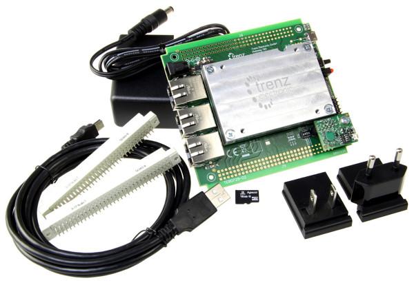 TE0729-02-62I63FAS Starter Kit