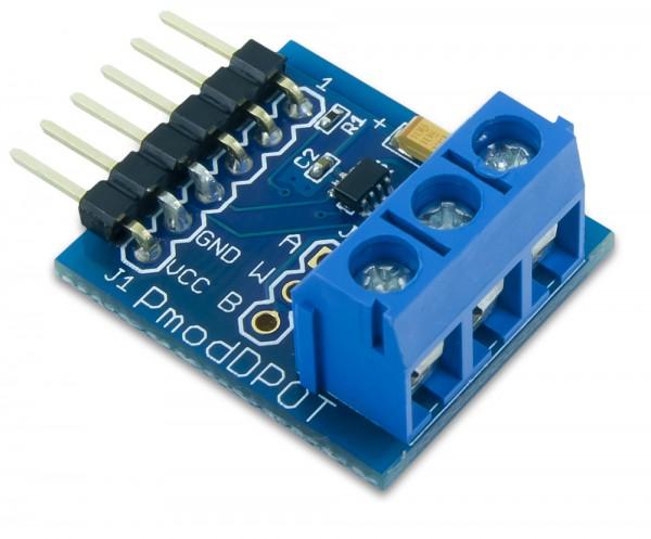 Pmod DPOT: Digitales Potentiometer