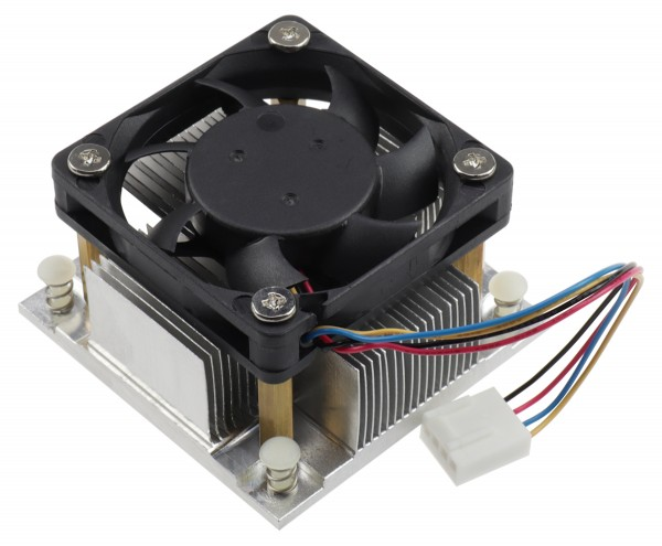 Heat Sink including fan for Trenz Electronic TEB0911 and TEF1001 Series