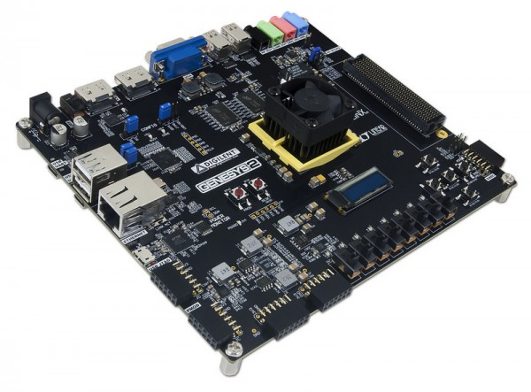 Genesys 2 academic Kintex-7 FPGA Development Board