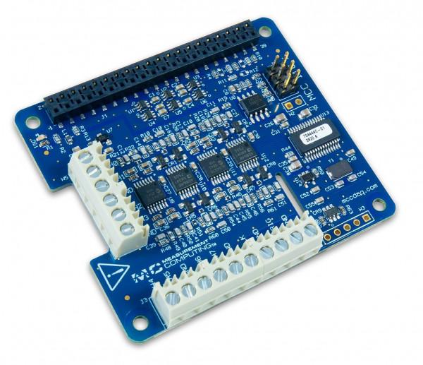 MCC 118 Spannungsmessung DAQ HAT für Raspberry Pi®