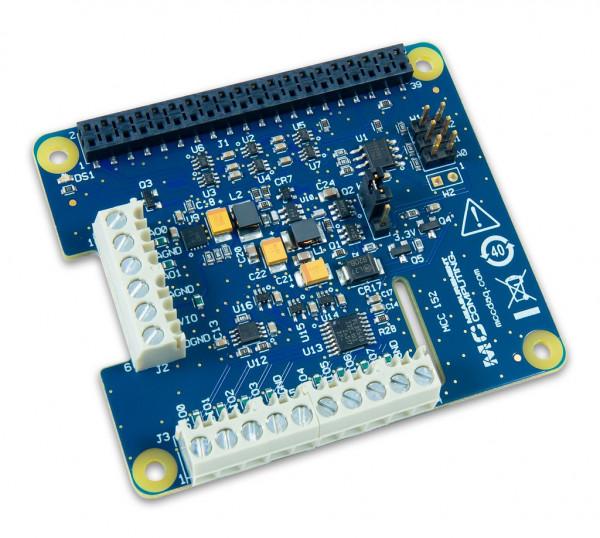 MCC 152 Spannungsausgang und DIO DAQ HAT für Raspberry Pi®