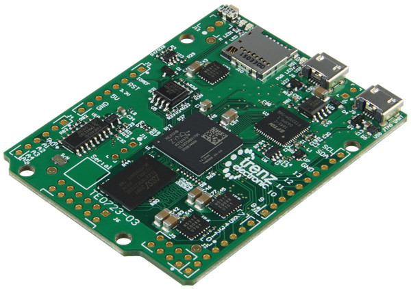 """""""ArduZynq"""" Arduino compatible Module with Xilinx Z-7007S Single-Core 512MB DDR3L"""