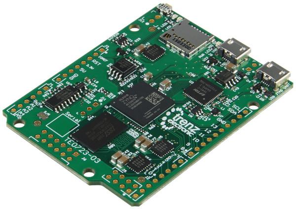 """""""ArduZynq"""" Arduino-kompatibles Modul mit Xilinx Z-7007S Single-Core, 512MB DDR3L"""