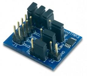Pmod TMP3: Temperatursensor