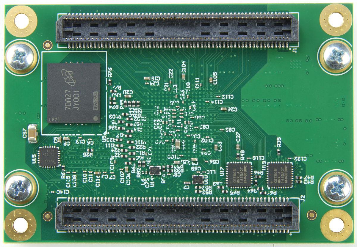 Soc Micromodul Mit Xilinx Zynq 7020 Industrieller Temperaturbereich Displayport Schematic 3 X Ethernet Inklusive Khlkrper Trenz Electronic Gmbh Online Shop En