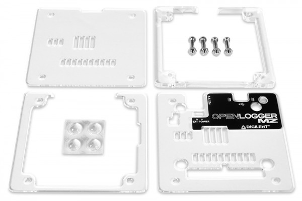 OpenLogger Acrylic Case by Digilent Inc.