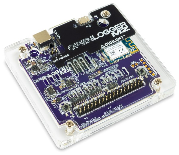 OpenLogger: High Resolution Portable Data Logger and Acrylic Case