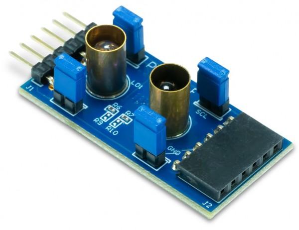 Pmod ToF: Laufzeit-Sensor