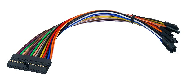2x15 Flywires: Signal Cable Assembly for the Analog Discovery