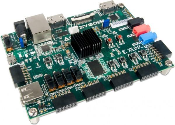 Zybo Z7-20 Zynq-7000 ARM/FPGA SoC Plattform + SDSoC Voucher