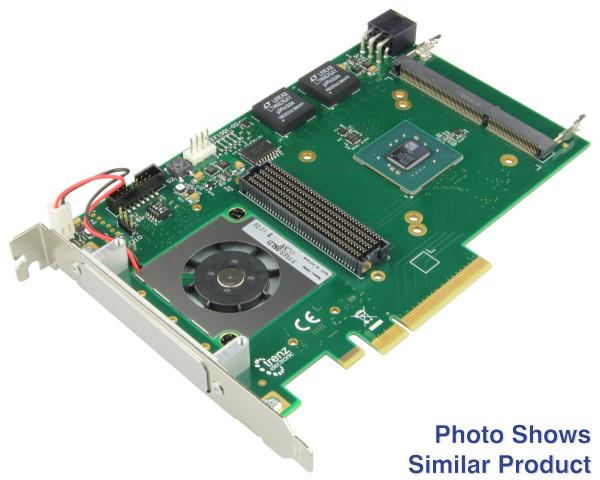 PCIe FMC Carrier mit Xilinx Kintex-7 325T, 4 Lane PCIe GEN2, DDR3 SODIMM ECC
