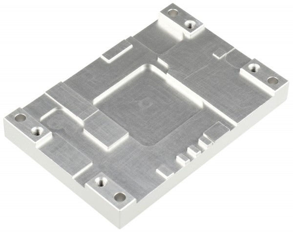 Heat Spreader for Trenz Electronic MPSoC Module TE0803