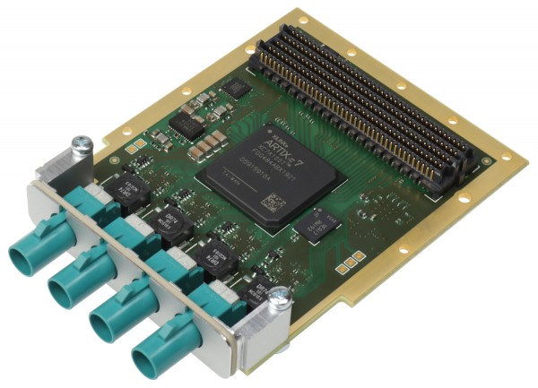 GMSL II Output FMC Module with MAX96705