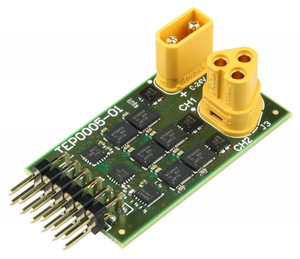 Single Pmod kompatibler Vector Drive 30A 24V