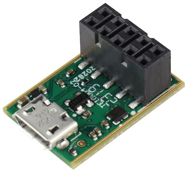 ARROW USB Programmer2 für die Entwicklung mit Intel FPGAs - 2,54 mm Header