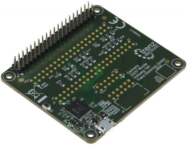icoUSBaseboard: FTDI Interfacebasis für das icoBoard
