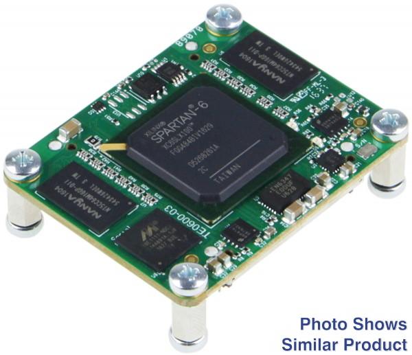 GigaBee XC6SLX150-3, 2 x 512 MByte SDRAM, industrieller Temperaturbereich