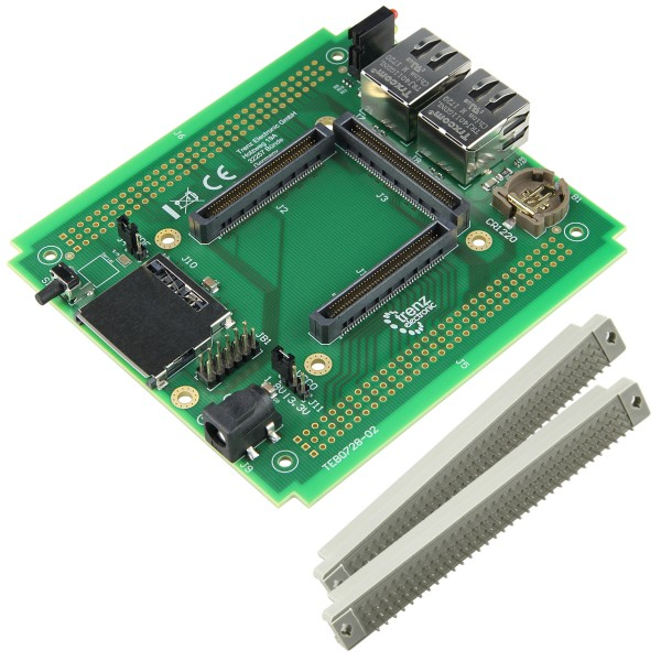 Carrierboard for a TE0728 Automotive Zynq-7020 SoC micromodule