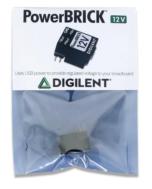 PowerBRICKS Breadboardable Dual Output Digilent Power Bricks 12V 410-293-A