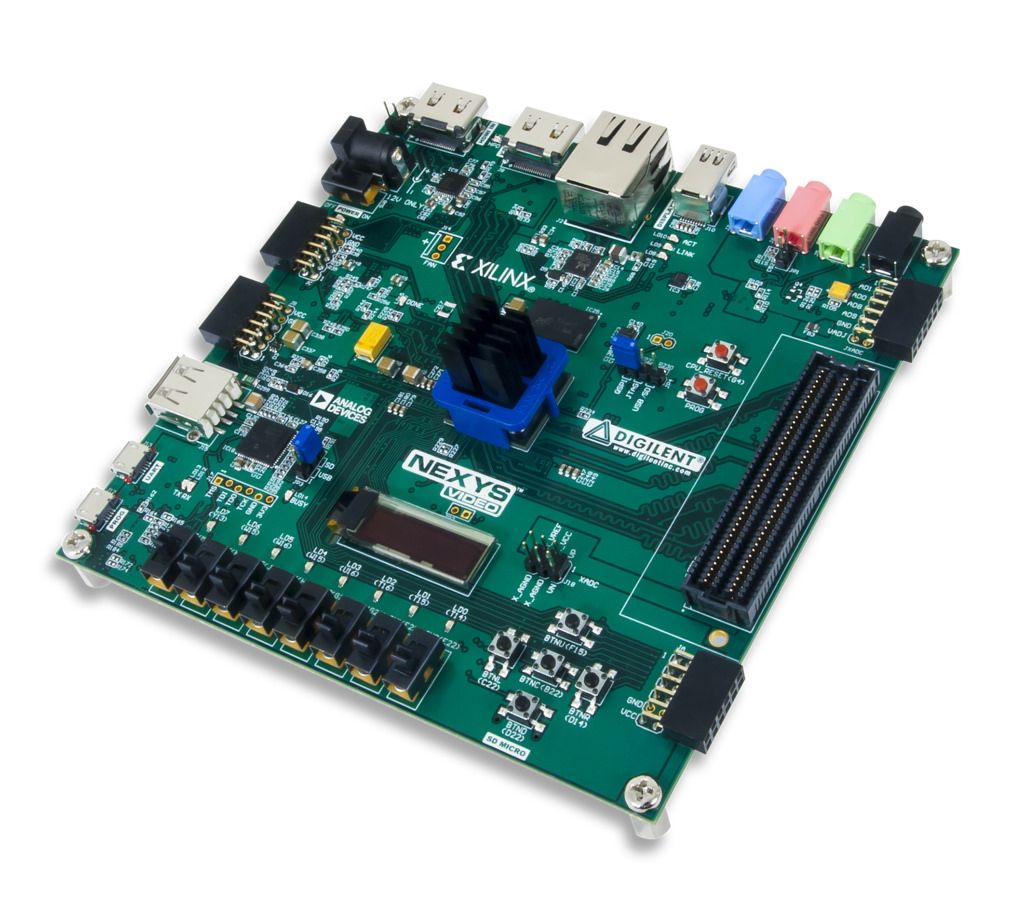 Nexys Video FPGA Board