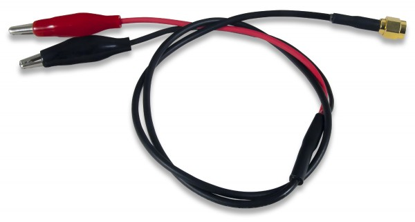 BNC to Alligator Clip Cable