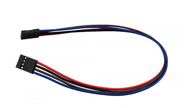 """4-Pin MTE Kabel 22 cm (9"""")"""