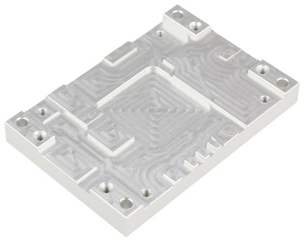 Heat Spreader für Trenz Electronic MPSoC-Module TE0803-04