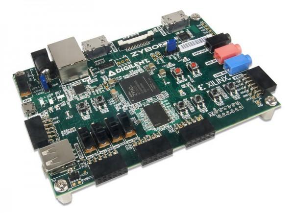 Zybo Z7-20 Zynq-7000 ARM/FPGA SoC Plattform + SDSoC-Voucher