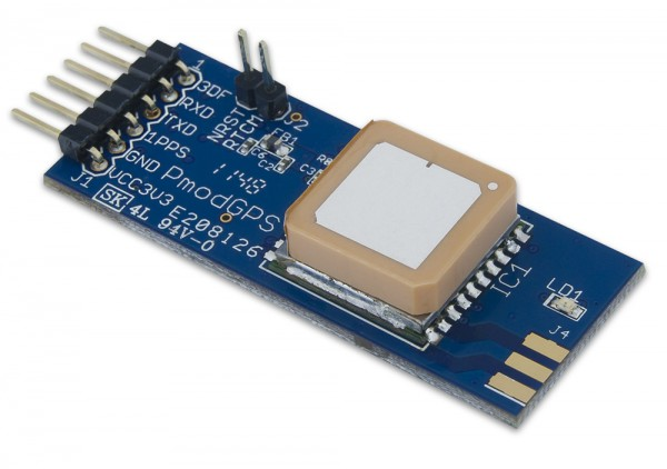 Pmod GPS: GPS-Receiver